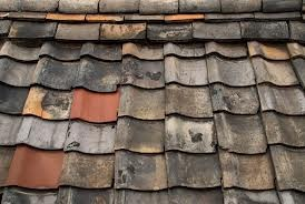 Traditional Pantiles with a very shallow pan