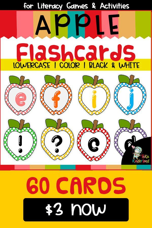 This Is Lowercase Letter Flashcards These Cards Help My Student To Learn And Identify Letter Of The Alphabet T Sight Word Pendidikan Anak Usia Dini Kurikulum