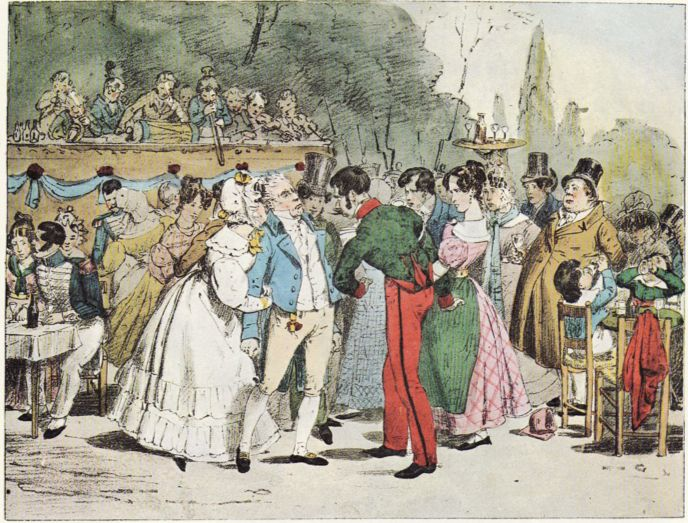 Trombone History: 19th Century (1826-1850)