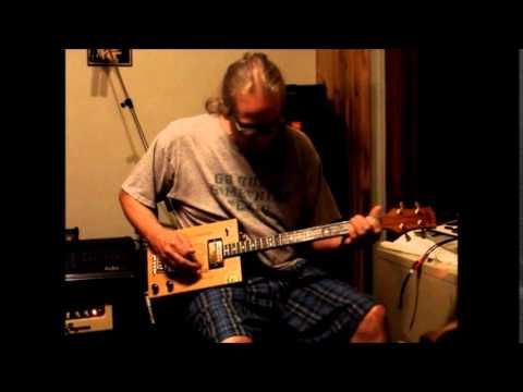 3 string cigar box guitar youtube 2