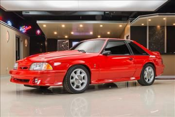 1993 Ford Mustang SVT Cobra for sale in Plymouth, MI