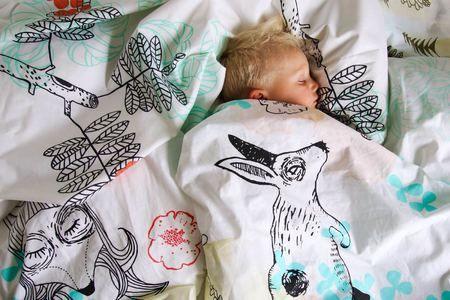 modern kids bedding