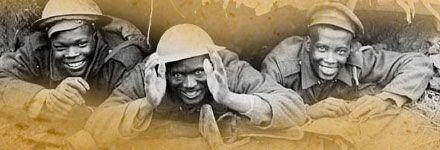 Les Canadiens de race noire en uniforme - Une fière tradition - Anniversaires et archives - Anciens Combattants Canada