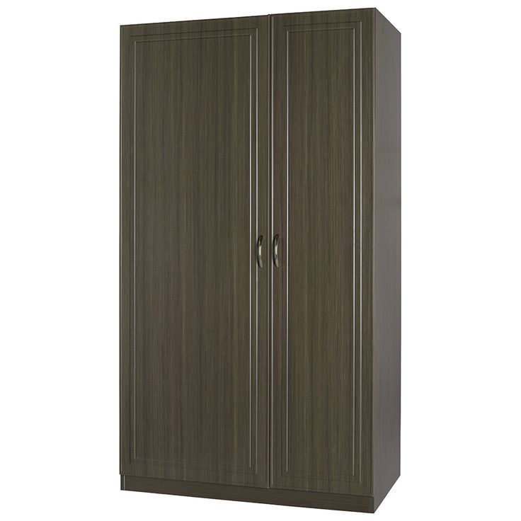 Tall Utility Cabinet W 4 Shelves Storage