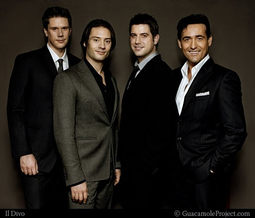 17 best images about il divo on pinterest happy mothers - Il divo adagio ...