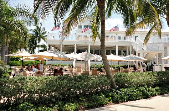 Dine At The Pointe While Staying South Seas Resort Captiva