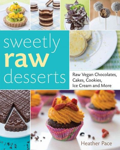 Dessert can consist of more than just fruit on a raw food diet. Without the flour, sugar, butter, and cream used in traditional desserts, what is a raw foodist to do? Sweetly Raw Desserts will show yo
