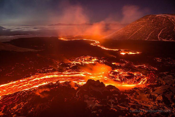 11 volcano russia