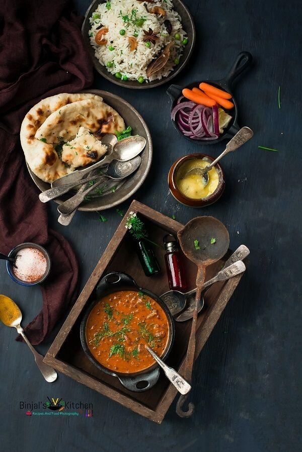 Dal Makhani Dhaba Style Recipe - Binjal's VEG Kitchen