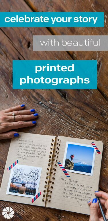 print your iPhone and Instagram photos each month to document your story. download the timeshel app!