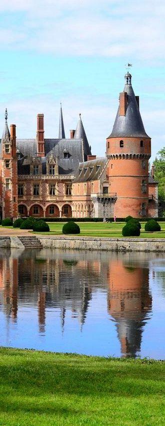 Maintenon Castle, Eure-et-Loire, France
