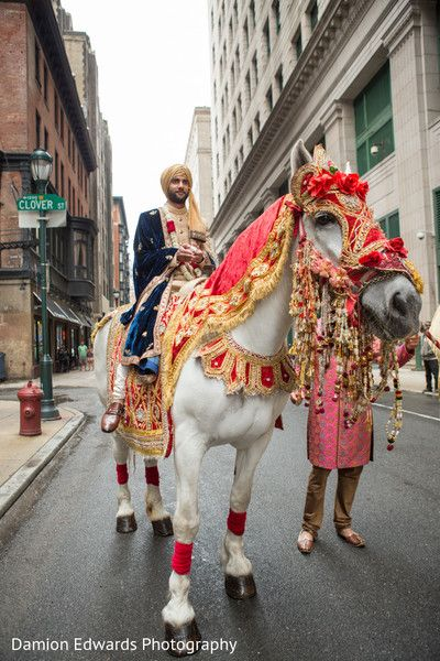 Baraat http://maharaniweddings.com/gallery/photo/25399