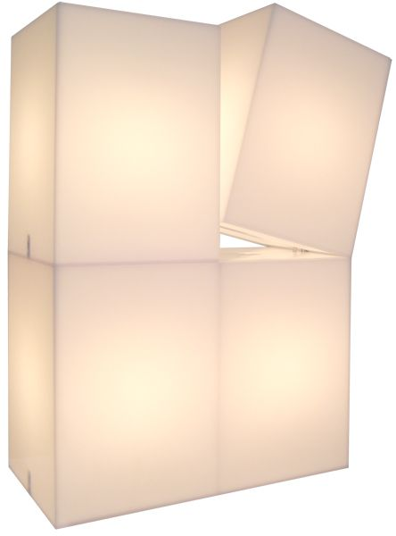 Floor Light (Blanc)