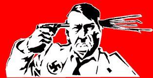 De verjaardag van Jeroen: Hitler pleegde zelfmoord in Berlijn. Dus de gevangenen werden gestraft. 4  dagen hierna stierf zijn grootmoeder in de barakken.