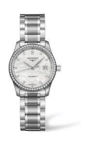 MASTER COLLECTION 29 MM LADY BRILLANTES Ref: L2.257.0.87.6