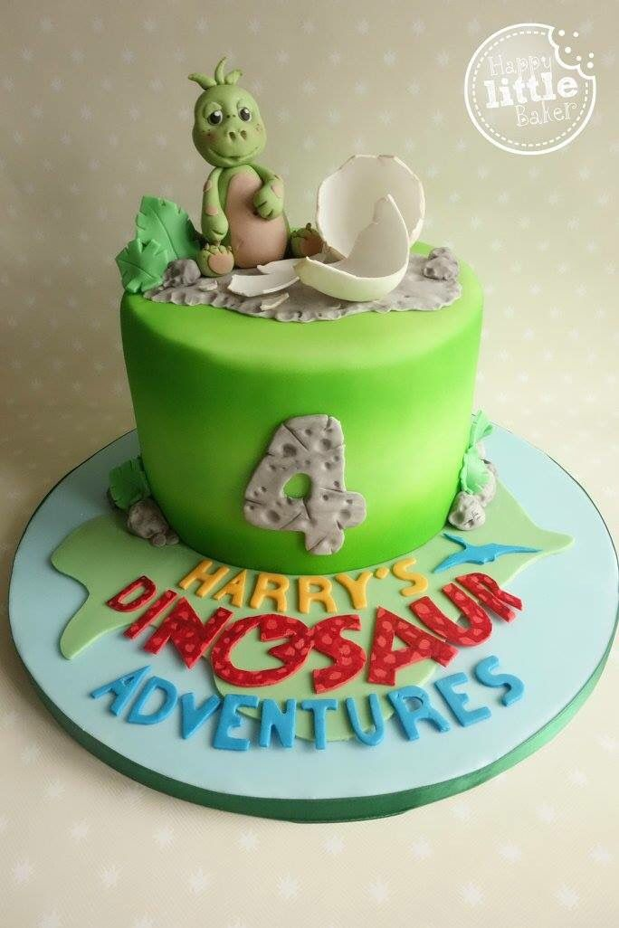 The 25 Best Dinosaur Birthday Cakes Ideas On Pinterest