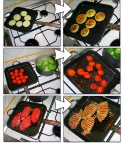 Grill Pans for Indoor Grilling