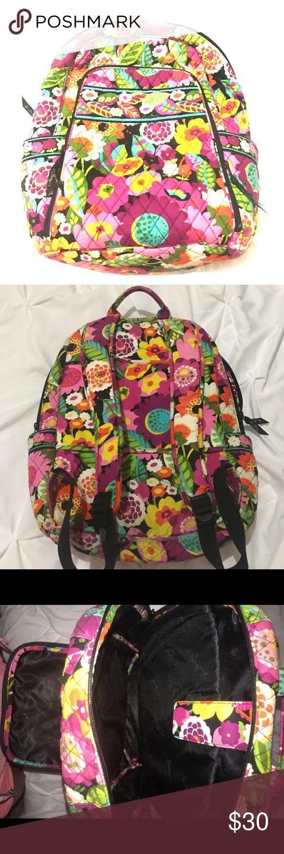 Spotted while shopping on Poshmark: Vera Bradley backpack! #poshmark #fashion #shopping #style #Vera Bradley #Handbags