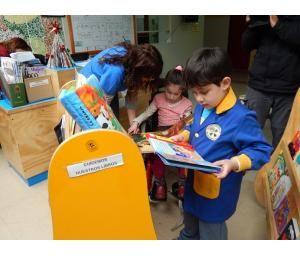 Corporación de Rehabilitación Club de Leones Cruz del Sur abre sus puertas a la comunidad con biblioteca pública