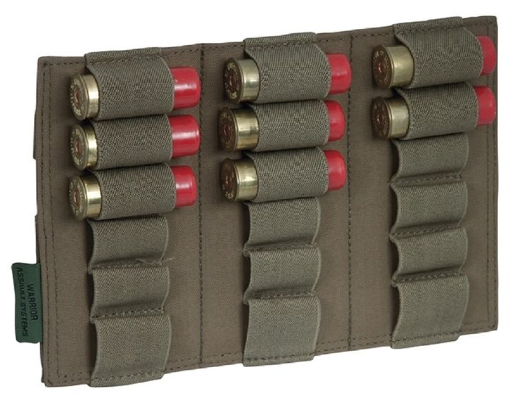 CHK-SHIELD Ausrüstungs Onlineshop | Dreifach Vertikal Schrotpatronen Platte WARRIOR Elite Ops | Polizei- Militär- und Behördenbedarf