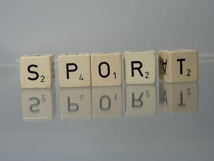 Sport, Scrabble, Tekst, Spiegel, Dobbelstenen, Brieven