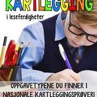 Vi forbereder oss til kartlegging! by Teaching FUNtastic | Teachers Pay Teachers