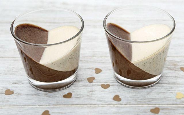 Bereite Dir und Deinen Liebsten dieses leckere Dessert zu, das sowohl optisch als auch geschmacklich beeindruckt. Hier geht es zum Rezept.