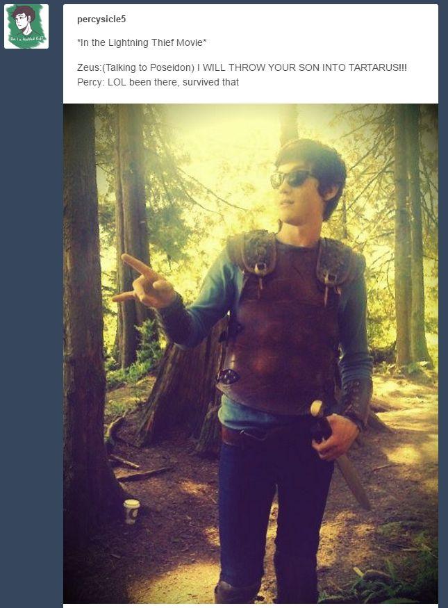 percy jackson tumblr post