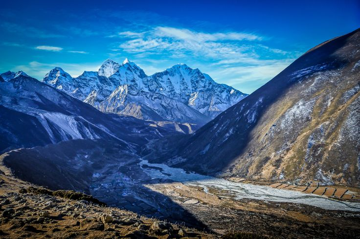 Nepal: View Above Pheriche by David Melville on 500px