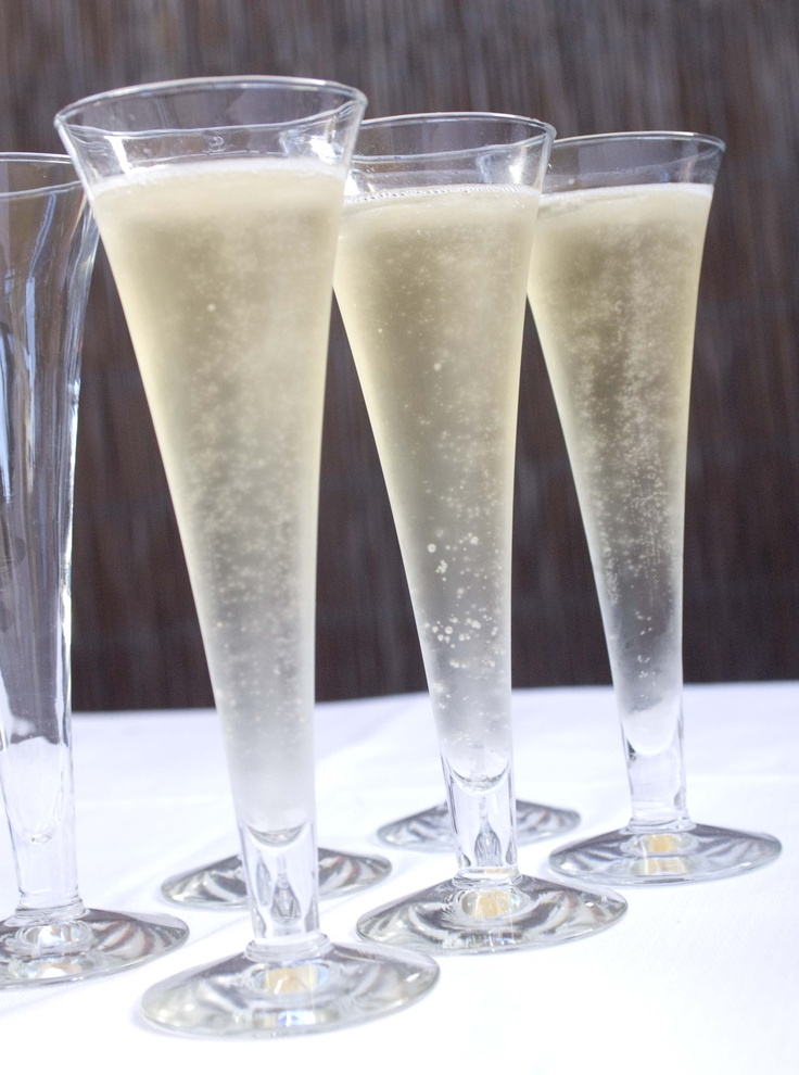 Wedding bubbles from Brown Brothers.