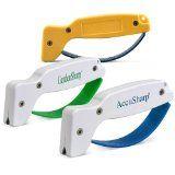 AccuSharp 015C Knife, Garden Tool,  and Scissor Sharpener Multipack. Click here to get this deal: http://lifesabargain.net/accusharp-knife-tool-scissor-sharpeners/