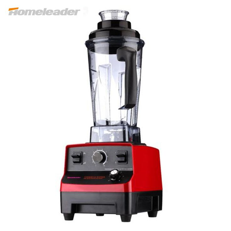 Homeleader Dapur Blender Mixer Blender Listrik Multifungsi Buah Rumah Tangga Sayuran Processor 1500 w K12-020