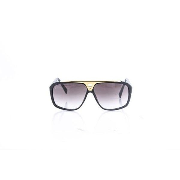 Louis Vuitton Sunglasses Evidence Sunglasses | SnobSwap | SnobSwap ❤ liked on Polyvore featuring accessories, eyewear, sunglasses, louis vuitton, louis vuitton glasses, louis vuitton sunglasses and louis vuitton eyewear
