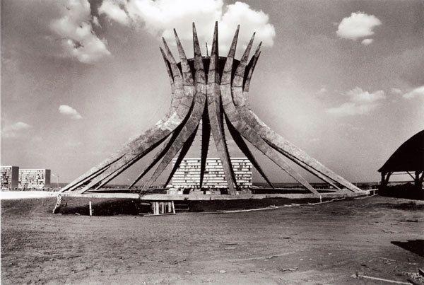 Brasilia en Construcción por Marcel Gautherot