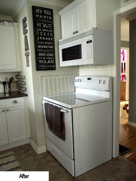 The 25+ best Over range microwave ideas on Pinterest | Otr ...