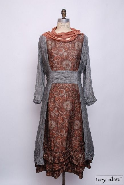 Ivey Abitz - the Anabel Frock