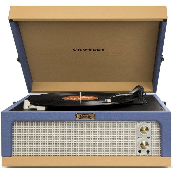 Crosley Dansette Junior Portable Record Player & Reviews | Wayfair