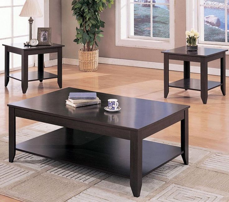 Coffee Table End Sets Modern Wood Furniture Check More At Http