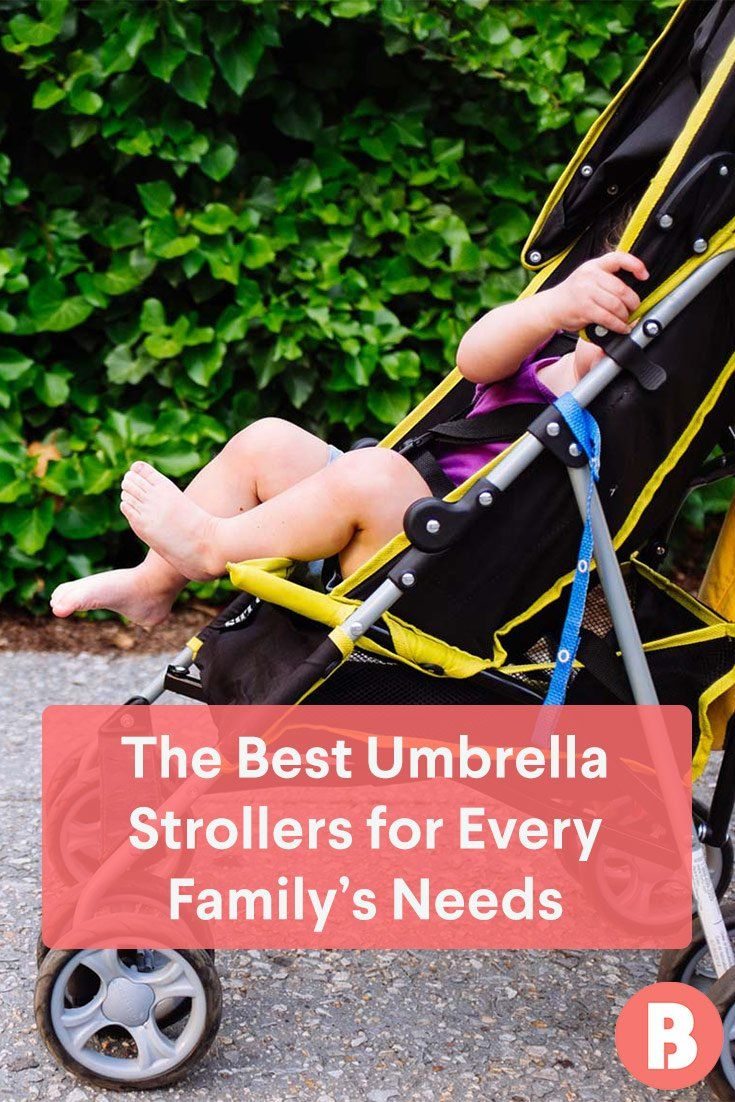 9 Best Umbrella Strollers for Every Family's Needs (2020