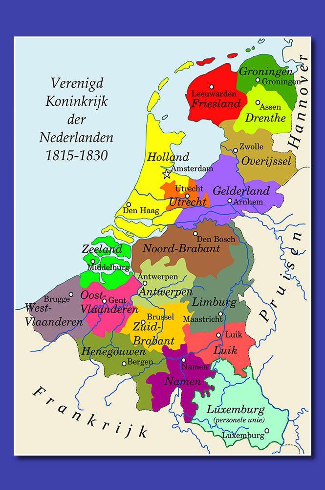 Verenigd Koninkrijk der Nederlanden Ten tijde dan van Koning Willem I En Onafhankelijk van het Oostenreikse. Los van betting der Spanjaarden ! Terug los uit het Keizer rijk der Franken wat is gekrompen tot het heden Frankreik.