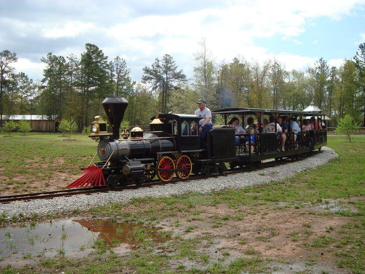Heritage Park Train in Simpsonville in Greenville, SC