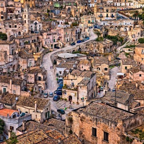 #Matera not far from where we are www.argonauti.com