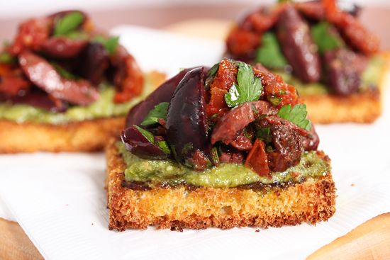 ... appetizers and snacks | Pinterest | Kalamata Olives, Toast and Olives