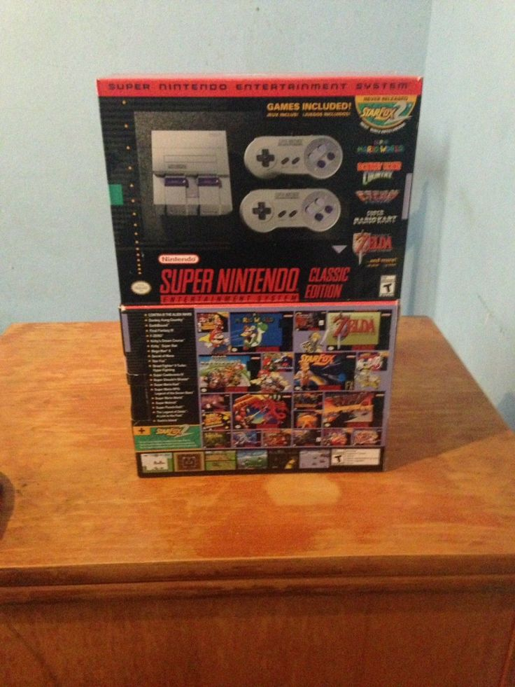 Super Nintendo Entertainment System: Super NES Classic Edition: $110.00 End Date: Wednesday Mar-21-2018 4:15:18 PDT Buy It Now for only:…