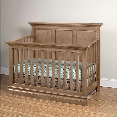 Westwood Design Pine Ridge Panel 4 In 1 Convertible Crib