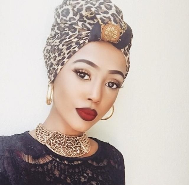 Somali designer Sumaya Keynan