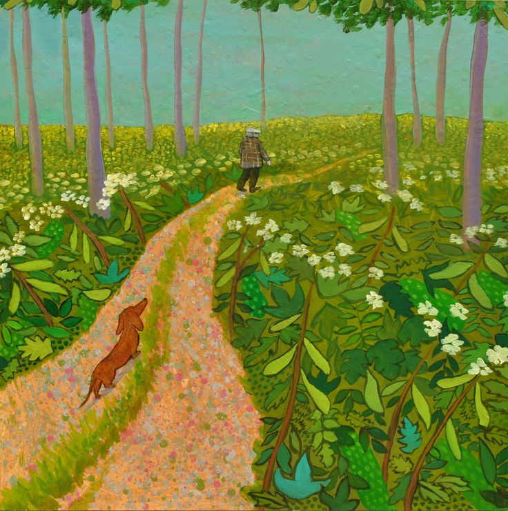 Hockney's Dog | Mychael Barratt