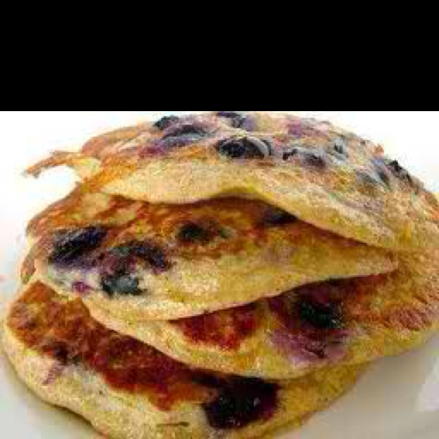 Blueberry Vi-Pancakes Recipe is for 2-3 Pancakes 1/2 C Vi Shake Mix, 1 ...