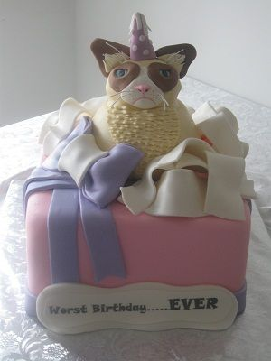 316 best Cakes Cat Dog Pets images on Pinterest Animal cakes