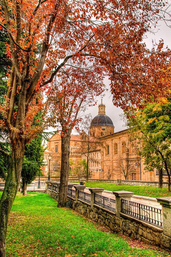 Otoño en Salamanca #CastillayLeon #Spain